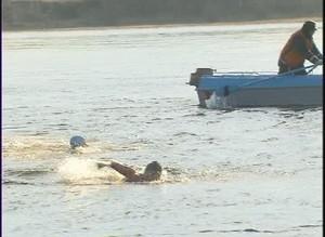 Саяногорские моржи отметили шестилетие клуба спортивными соревнованиями