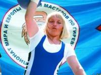 Мастер по гиревому спорту из Саяногорска завоевала золото и серебро престижного турнира