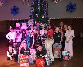 В Саяногорске стартовала новогодняя благотворительная акция