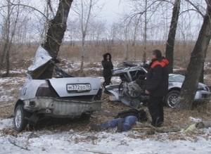 В результате аварии по дороге в Саяногорск погиб мужчина