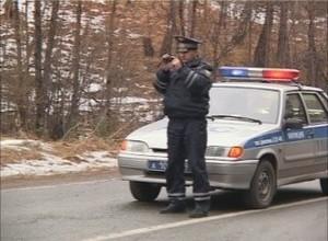 За прошедшие выходные в Саяногорске задержано 8 нетрезвых водителей