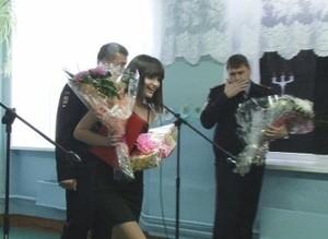 Саяногорская школьница победила в республиканском конкурсе