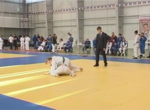 Саяногорские дзюдоисты завоевали 7 медалей на Всероссийских соревнованиях