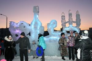 Новый год по-русаловски – праздник для всех!