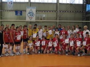 В Саяногорске стартует Первенство СФО по волейболу
