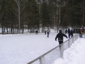 В Саяногорске торжественно откроют городской каток