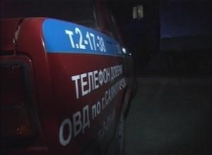 В Саяногорске задержали очередного вора