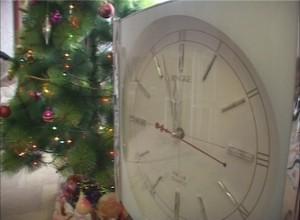 В Черемушках зажглись огни новогодней елки