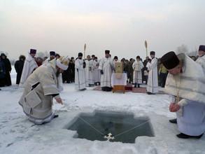 Хакасия готовится к празднованию Крещения