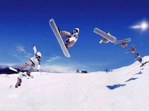 В Абакане состоится торжественное открытие сноуборд-парка