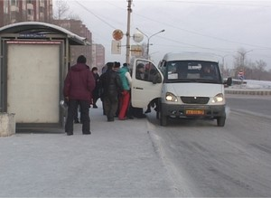 Пассажироперевозчики Саяногорска за столом переговоров