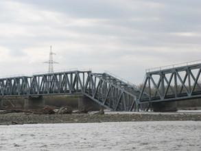 РУСАЛ по суду взыскал миллионы рублей со страховщиков за обрушение моста в Хакасии