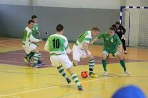 Саяногорские футболисты победили в Первенстве Хакасии по мини-футболу среди юношей 1995-97 гг.р.