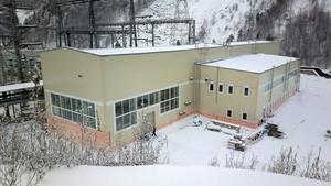 На Саяно-Шушенской ГЭС завершен монтаж силового оборудования нового распределительного устройства
