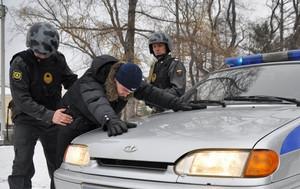 В Саяногорске парень попался с наркотиками
