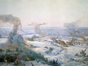 В Саяногорске ветераны и кадеты отметили 70-летие Сталинградской битвы