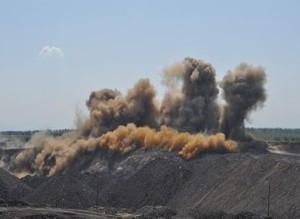 Жителей Хакасии будут предупреждать в СМИ о взрывах на угольных разрезах