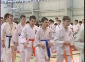 Открытое Первенство Алтайского края по каратэ принесло команде Саяногорска сразу несколько наград