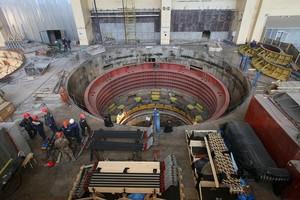 Саяно-Шушенский гидроэнергокомплекс выработал в 2012 году более 19 млрд.кВт.ч.