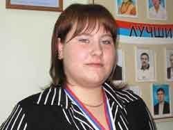 Саяногорская спортсменка стала Чемпионкой России в борьбе на поясах
