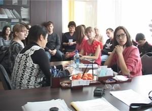 «День открытых дверей» в избирательной комиссии Саяногорска