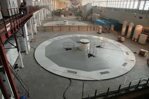 На гидроагрегате №10 Саяно-Шушенской ГЭС начались пуско-наладочные работы