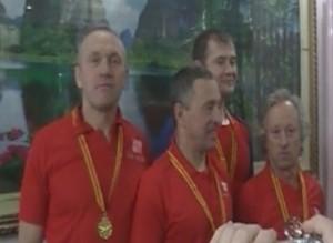 Саяногорец защищал честь страны на открытом чемпионате Китая по плаванию в холодной воде