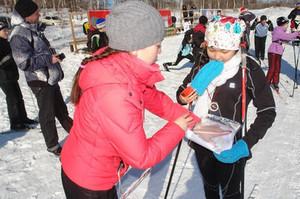 Саяногорцы - лучшие в спортивном ориентировании на лыжах