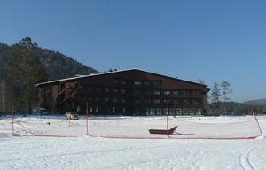 Из-за теплой погоды в Хакасии отменили лыжные соревнования