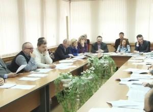 Саяногорские депутаты обсудили более 20 очень важных вопросов на очередном расширенном заседании