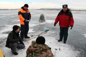 Время безопасной рыбалки прошло