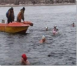 Саяногорские моржи отметят масленицу соревнованиями