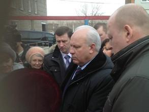 Виктор Зимин от жителей Саяногорска узнал, как управляющие компании ЖКХ на них наживаются