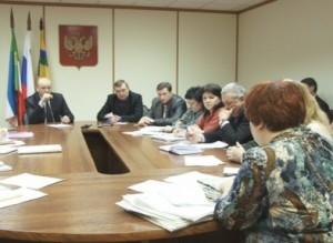Расширенное заседание рабочей группы с участием нового руководства жилищной инспекции Хакасии