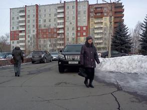 Виктор Зимин проинспектировал Саяногорск и ЖКХ