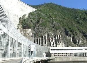 На Саяно-Шушенской ГЭС началась подготовка к пожароопасному сезону