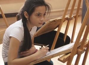 Художественная школа «Колорит» получила грант на участие в Международном конкурсе в Испании