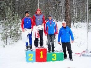 Юный гонщик из Черемушек стал сильнейшим в Красноярском крае