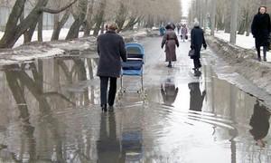 В Хакасии с 19 по 23 марта прогнозируется резкое потепление