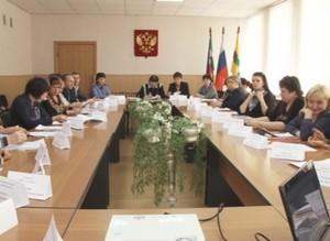 В Саяногорске прошло заседание координационного комитета по содействию занятости населения