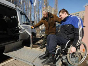 """Кто завел """"Блюз"""" для инвалидов в Саяногорске"""