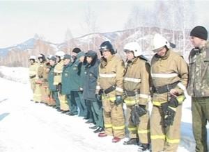 Пожарные службы готовятся к пожароопасному периоду