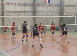 В ФОКе Русала стартовали соревнования по волейболу в первенстве среди девушек