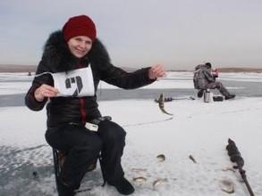«Окушки» принесли победу любителям подледной рыбалки
