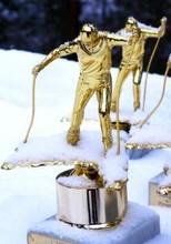 Юные черемушкинцы собрали урожай медалей на родной лыжной трассе