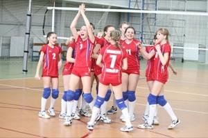 «Надежды Хакасии» завоевали золото