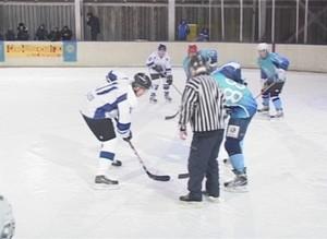 Хоккейная команда «Энергия» в числе призёров VIII Открытого чемпионата Республики