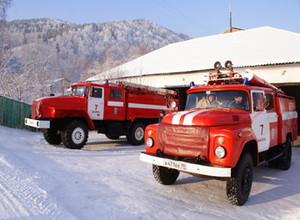 В Майна собираются построить пожарное депо