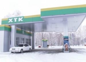 Разбойное нападение на автозаправочную станцию ХТК в районе Майнского ключа