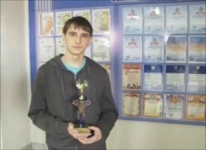 Воспитанник школы «Колорит» занял 3 место на международном конкурсе художников в Санкт-Петербурге